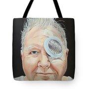 John's Eye Surgery Tote Bag