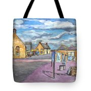 Johnshaven Scotland Tote Bag