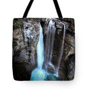 Johnston Creek Falls Tote Bag