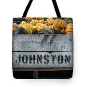 Johnston Fruit Farms Tote Bag