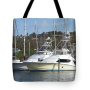 Join Me For A Ride Tote Bag