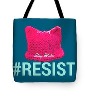 Join The Resistance Tote Bag