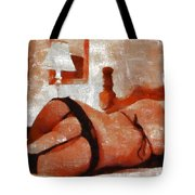 Join Us By Mary Bassett Tote Bag