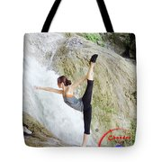 Join Yoga Teacher Training In Chandra Yoga International School. Tote Bag