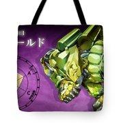 Jojo's Bizarre Adventure Tote Bag