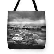 Jokulsarlon Glacier Lagoon Iceland 2041 Tote Bag