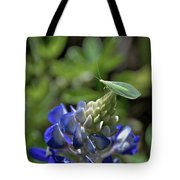 Jolly Green Giant Tote Bag