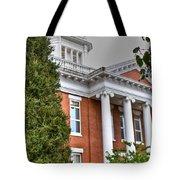 Jonesborough Courthouse Tennessee Tote Bag