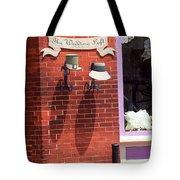 Jonesborough Tennessee - Wedding Shop Tote Bag
