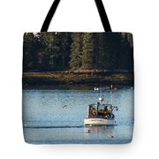 Jonespot, Maine  Tote Bag