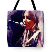 Joni Mitchell, Music Legend Tote Bag