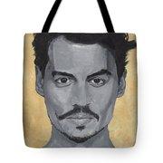 Jonny Depp  Tote Bag