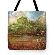 Jordan Lake Tote Bag
