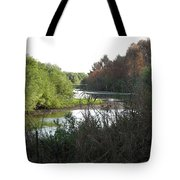 Jordan River 2 Tote Bag