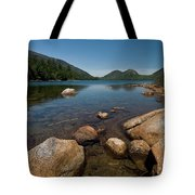 Jordon Pond Tote Bag