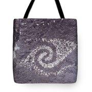 Jornada Mogollon Petroglyph, 5000 Bc- Tote Bag