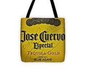 Jose Cuervo Tote Bag