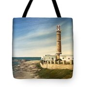 Jose Ignacio Lighthouse Evening Tote Bag