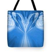 Josea - Blue Tote Bag