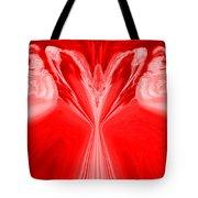 Josea - Red Tote Bag