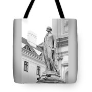 Josef Haydn In Black And White Tote Bag