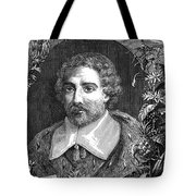 Joseph De Tournefort, French Botanist Tote Bag