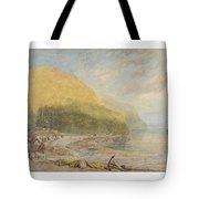 Joseph Mallord William Turner Tote Bag