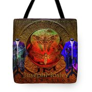 Joseph Mosley Collection Fine Art America Tote Bag by Joseph Mosley