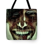 Josephine 03 Tote Bag by Grebo Gray