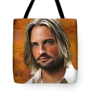 Josh Holloway Tote Bag