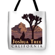 Joshua Tree. Tote Bag