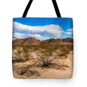 Joshua Tree Ca 1 Tote Bag