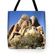 Joshua Tree Center Tote Bag