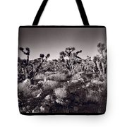 Joshua Tree Forest St George Utah Tote Bag by Steve Gadomski