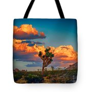Joshua Tree In All Its Beauty Tote Bag