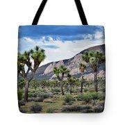 Joshua Tree National Park Landscape Tote Bag