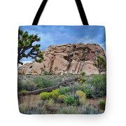 Joshua Tree National Park Summer Evening Tote Bag