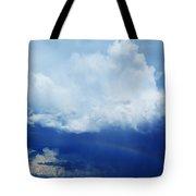 Joshua Tree Rainbow Tote Bag