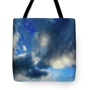 Joshua Tree Sky Tote Bag