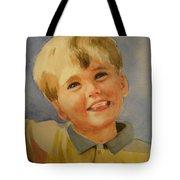 Joshua's Brother Tote Bag