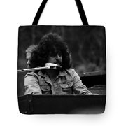 Journey #17 Enhanced Bw Tote Bag