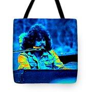 Journey #17 Enhanced In Cosmicolors Tote Bag
