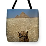 Journey Into The Desert Tote Bag