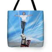 Journey Of A Creative Soul Tote Bag