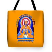 Journey Of Awakening Tote Bag