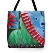 Journey Of Life Tote Bag