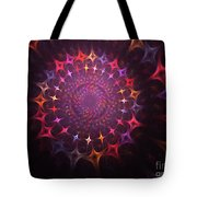 Journey Of The Souls Tote Bag