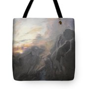 Journey To Infinity Tote Bag