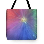 Journey To The Light Tote Bag