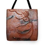 Journeys - Fleeing 25 - Tile Tote Bag
